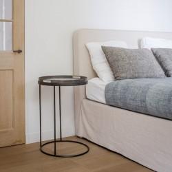 Mesita ROUND TRAY TABLE HIGH + Bandeja SMALL TRAY