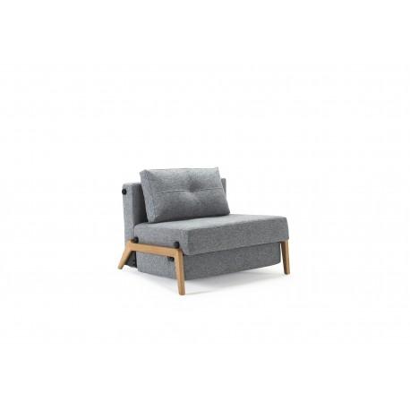 CUBED WOOD sofa-cama